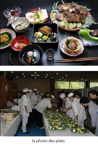 Acad mie de cuisine japonaise le guide des activit s for Academie de cuisine